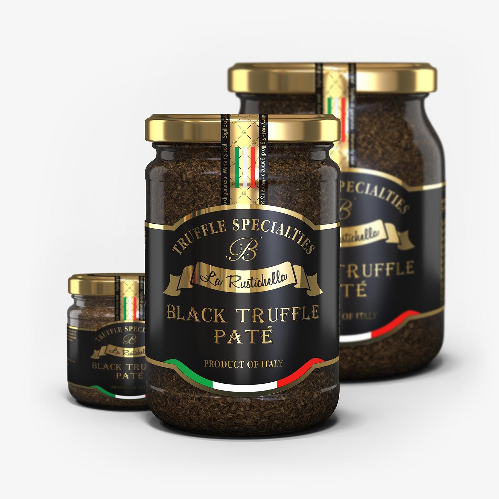 Black Truffle Patè