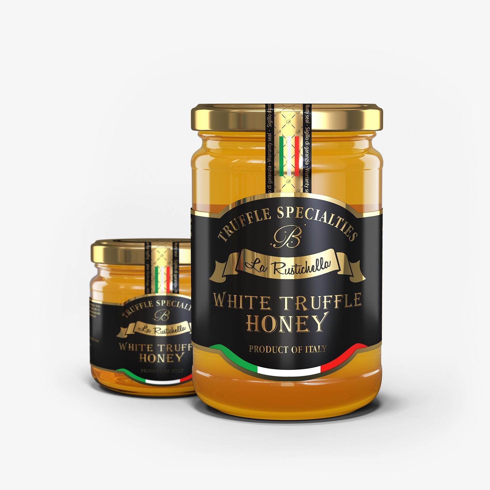 Miel de trufa blanca