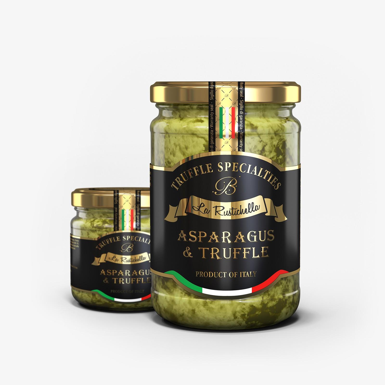 Asparagus & Truffle