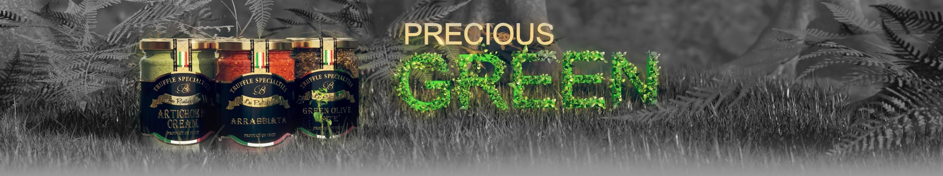 Precious Green